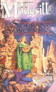 The Soprano Sorceress  <small>(Spellsong Cycle #1)</small> torrent downlaod