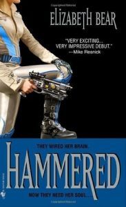 Hammered  <small>(Jenny Casey #1)</small> torrent downlaod