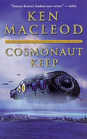 Download free pdf Cosmonaut Keep  <small>(Engines of Light #1)</small>
