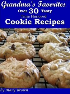Grandma's Favorites – Over 30 Tasty Time Honored Cookie Recipes torrent downlaod