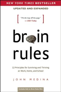 Brain Rules  <small>(Updated and Expanded)</small>: 12 Principles for Surviving and Thriving at Work, Home, and School torrent downlaod