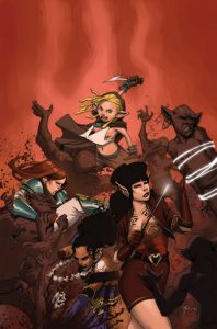 Rat Queens #3  <small>( Rat Queens (single issues) #3)</small> torrent downlaod