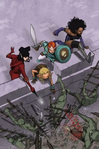 Rat Queens #4  <small>( Rat Queens (single issues) #4)</small> torrent downlaod