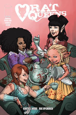 Download free pdf Rat Queens #5  <small>( Rat Queens (single issues) #5)</small>