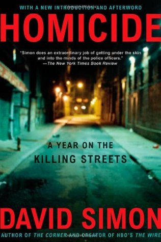 Download free pdf Homicide: A Year on the Killing Streets