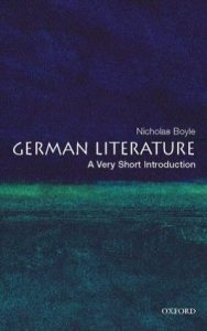 German Literature: A Very Short Introduction  <small>(Very Short Introductions #178)</small> torrent downlaod