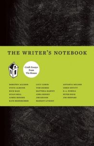 The Writer's Notebook: Craft Essays from Tin House torrent downlaod