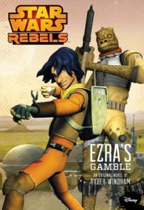 Rebels – Ezra's Gamble  <small>(Star Wars Disney Canon Junior Novel)</small> torrent downlaod