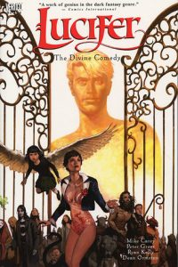 Lucifer, Vol. 4: The Divine Comedy  <small>(Lucifer #4)</small> torrent downlaod