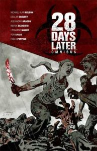 28 Days Later Omnibus  <small>(28 Days Later #1-6)</small> torrent downlaod