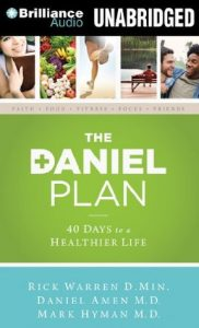 The Daniel Plan: 40 Days to a Healthier Life torrent downlaod