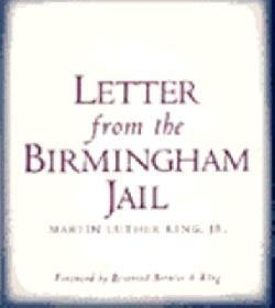 Download free pdf Letter from the Birmingham Jail