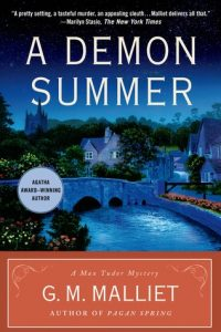 A Demon Summer  <small>(Max Tudor #4)</small> torrent downlaod