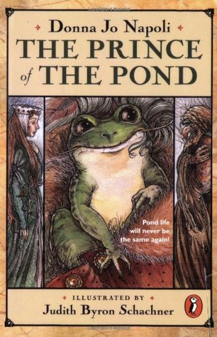 Download free pdf The Prince of the Pond: Otherwise Known as De Fawg Pin  <small>(The Prince of the Pond #1)</small>