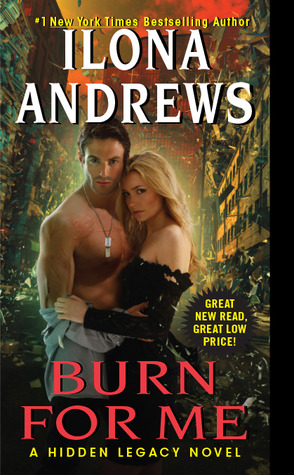 Download free pdf Burn for Me  <small>(Hidden Legacy #1)</small>