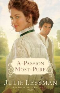A Passion Most Pure  <small>(Daughters of Boston #1)</small> torrent downlaod