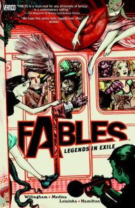 Fables, Vol. 1: Legends in Exile  <small>(Fables #1)</small> torrent downlaod