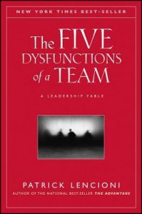 The Five Dysfunctions of a Team: A Leadership Fable torrent downlaod