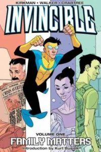 Invincible, Vol. 1: Family Matters  <small>(Invincible #1)</small> torrent downlaod