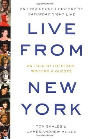 Download free pdf Live From New York: An Uncensored History Of Saturday Night Live