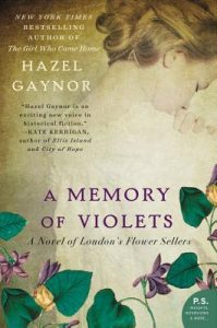 A Memory of Violets: A Novel of London's Flower Sellers torrent downlaod