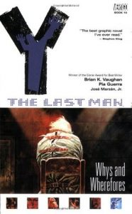 Y: The Last Man, Vol. 10: Whys and Wherefores  <small>(Y: The Last Man #10)</small> torrent downlaod