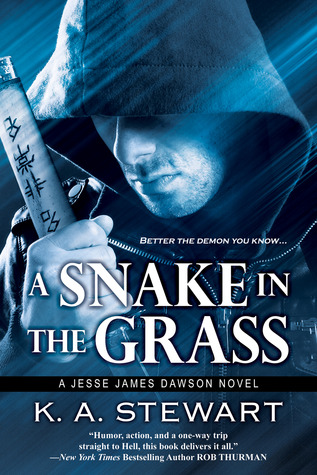 Download free pdf A Snake in the Grass  <small>(Jesse James Dawson #4)</small>