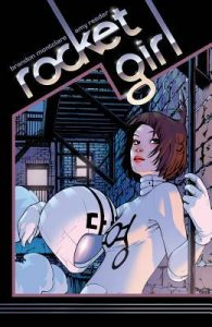 Rocket Girl Volume 1: Times Squared  <small>(Rocket Girl (single issues) #1-5)</small> torrent downlaod
