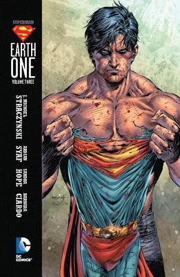 Download free pdf Superman: Earth One, Volume 3  <small>(Superman: Earth One #3)</small>