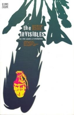 Download free pdf The Invisibles, Vol. 1: Say You Want a Revolution  <small>(The Invisibles #1)</small>