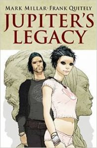 Jupiter's Legacy, Book One  <small>(Jupiter's Legacy #1)</small> torrent downlaod