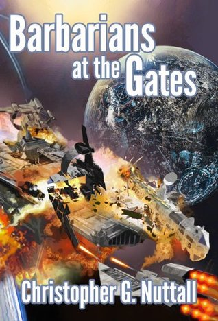 Download free pdf Barbarians at the Gates  <small>(The Decline and Fall of the Galactic Empire #1)</small>