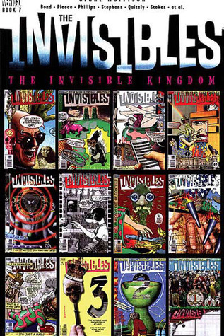 Download free pdf The Invisibles, Vol. 7: The Invisible Kingdom  <small>(The Invisibles #7)</small>