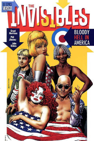 Download free pdf The Invisibles, Vol. 4: Bloody Hell in America  <small>(The Invisibles #4)</small>