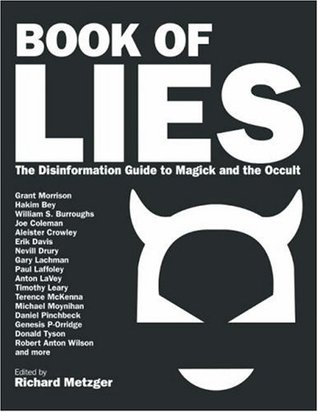 Download free pdf Book of Lies: The Disinformation Guide to Magick and the Occult