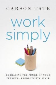 Work Simply: Embracing the Power of Your Personal Productivity Style torrent downlaod