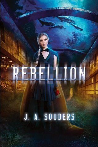 Download free pdf Rebellion  <small>(The Elysium Chronicles #3)</small>