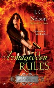 Armageddon Rules  <small>(Grimm Agency #2)</small> torrent downlaod