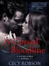 Download free pdf A Cursed Bloodline  <small>(Weird Girls #4)</small>