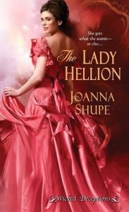 The Lady Hellion  <small>(Wicked Deceptions #3)</small> torrent downlaod