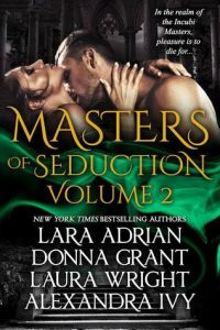 Masters of Seduction Volume 2  <small>(Masters of Seduction #5-8)</small> torrent downlaod