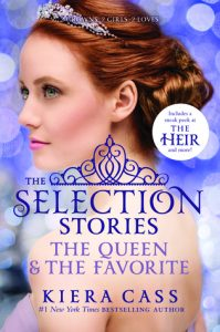 The Selection Stories: The Queen & The Favorite  <small>(The Selection 0.4, 2.6)</small> torrent downlaod