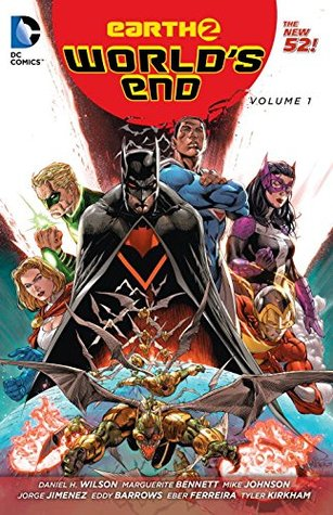 Download free pdf Earth 2: World's End Vol. 1  <small>(Earth 2: World's End #1)</small>