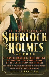The Mammoth Book of Sherlock Holmes Abroad torrent downlaod