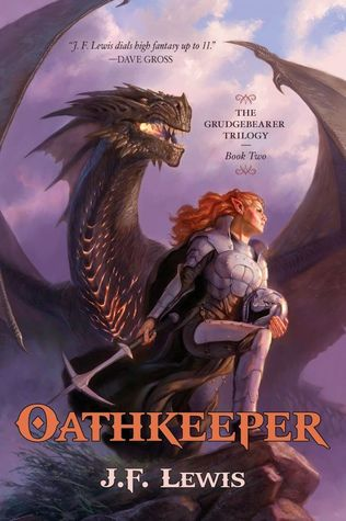 Download free pdf Oathkeeper  <small>(The Grudgebearer Trilogy #2)</small>