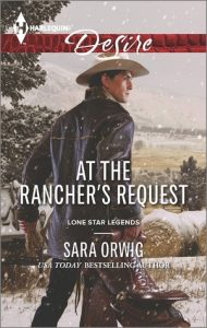At the Rancher's Request  <small>( Lone Star Legends #3)</small> torrent downlaod