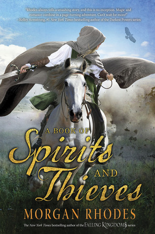 Download free pdf A Book of Spirits and Thieves  <small>(Spirits and Thieves #1)</small>