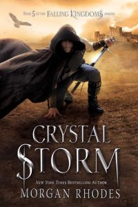 Crystal Storm  <small>(Falling Kingdoms #5)</small> torrent downlaod