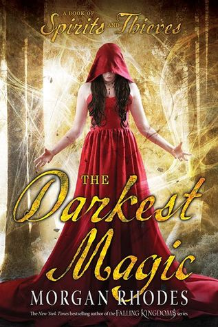 Download free pdf The Darkest Magic  <small>(Spirits and Thieves #2)</small>