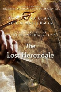 The Lost Herondale  <small>(Tales from the Shadowhunter Academy #2)</small> torrent downlaod